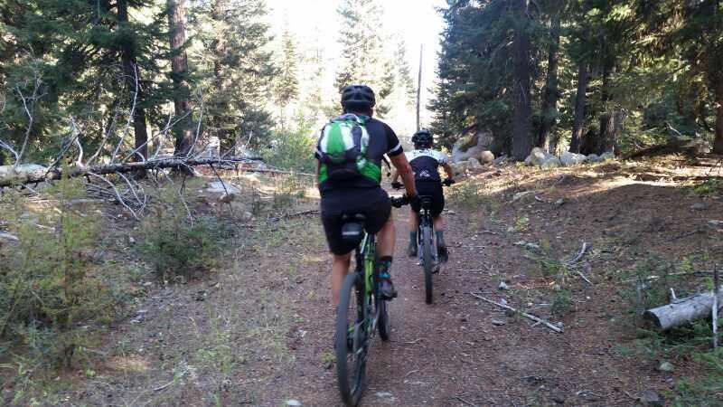 Fall Creek Loop Trail #107