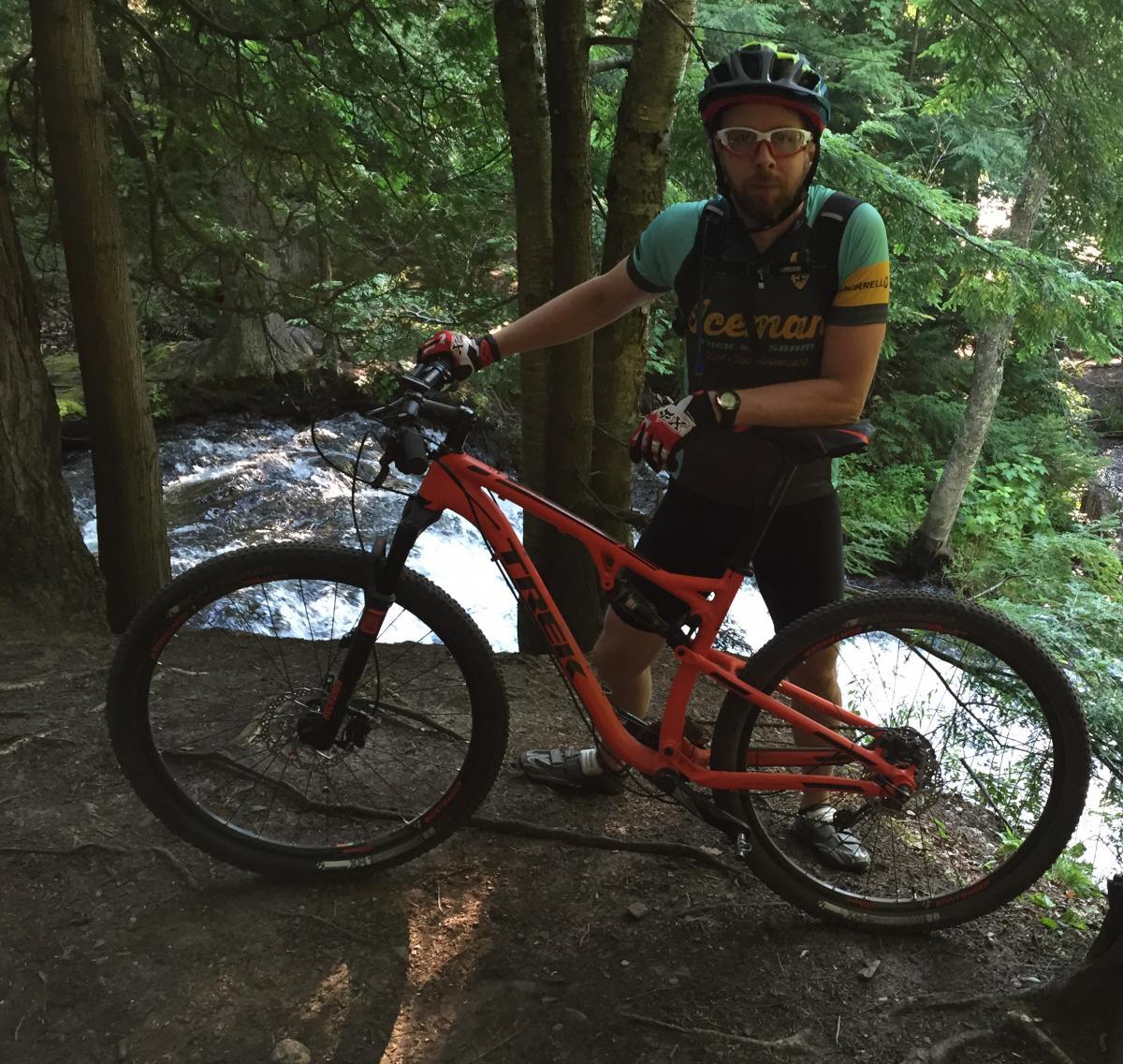 Trek Superfly FS 7 Mountain Bike Reviews - Singletracks.com