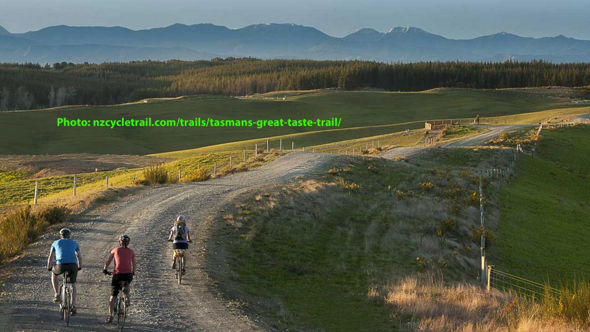 Great Taste Trail