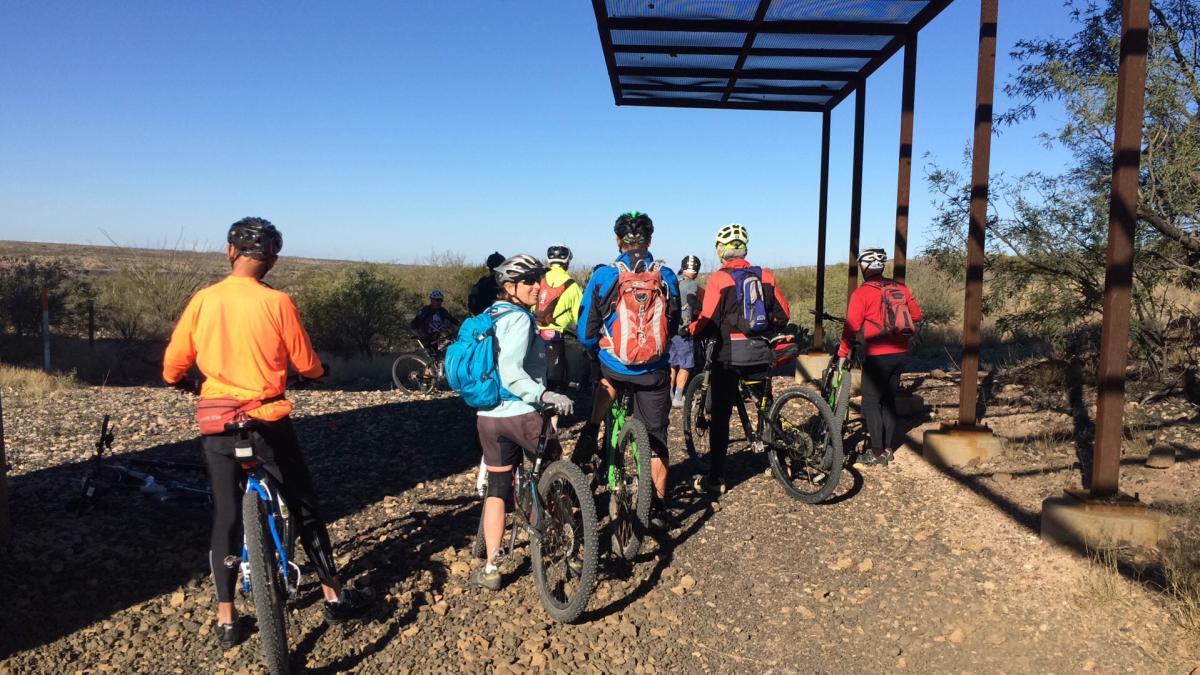 Arizona Trail - Three Bridges to Lakes