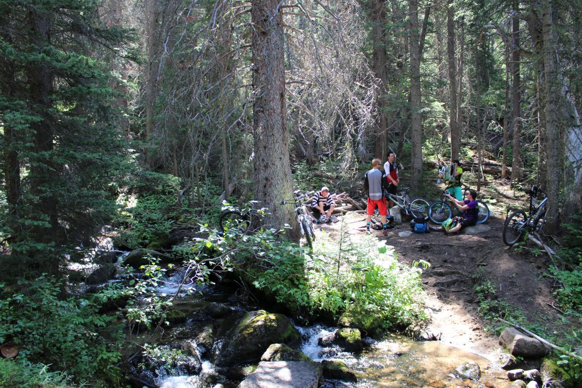 Muskrat Creek