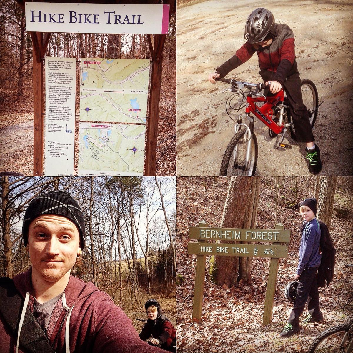 Hike Bike Trail