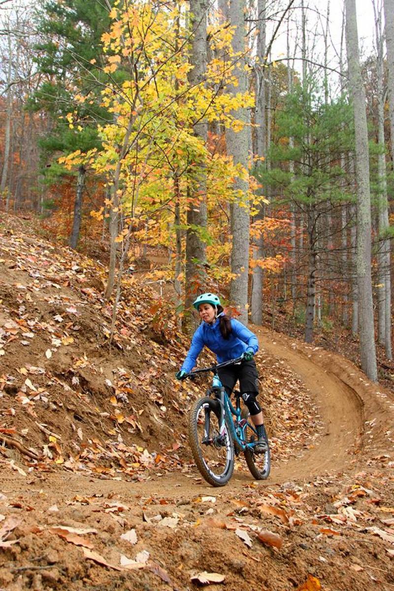 Bailey Mountain Bike Park