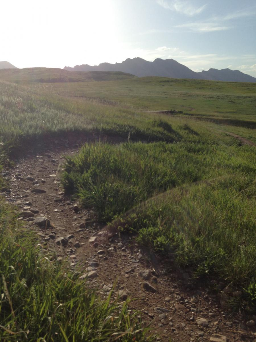 High Plains Trail