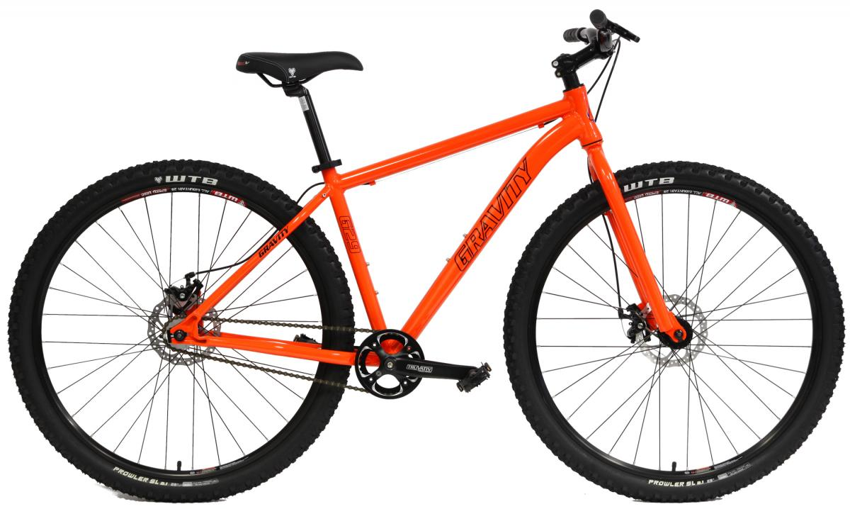 Gravity 29er Single Speed Mountain Bike