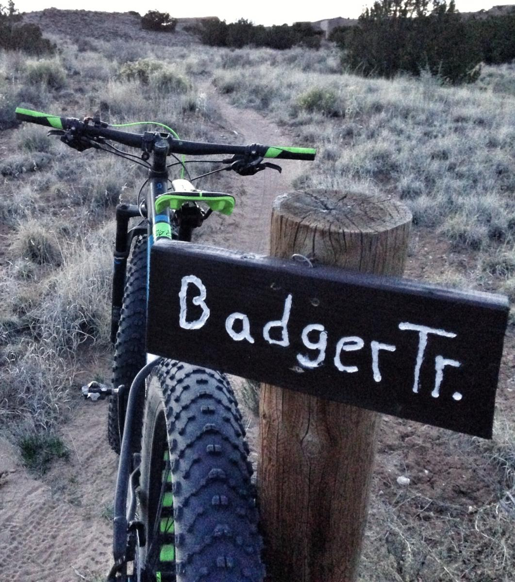 Badger trail