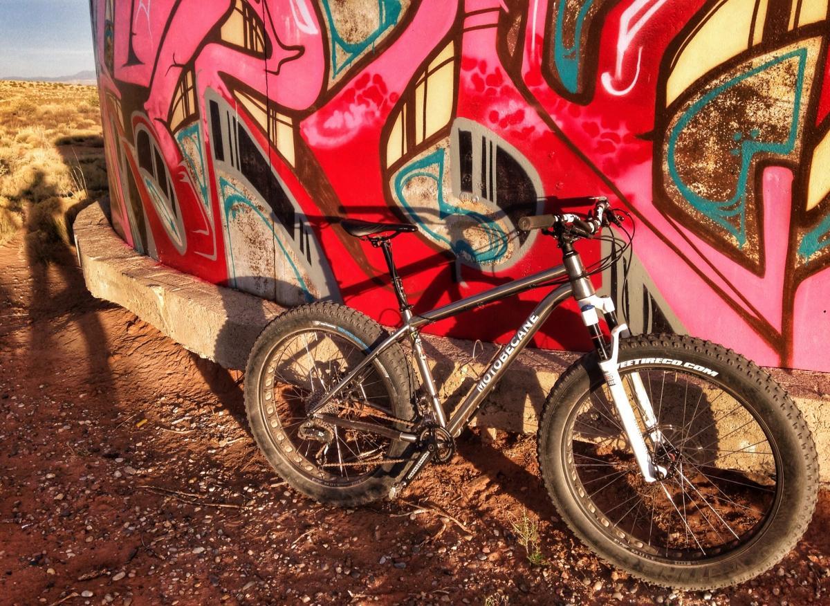Super Fat Bike Loop