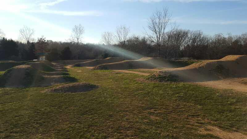 South Germantown Pump Track