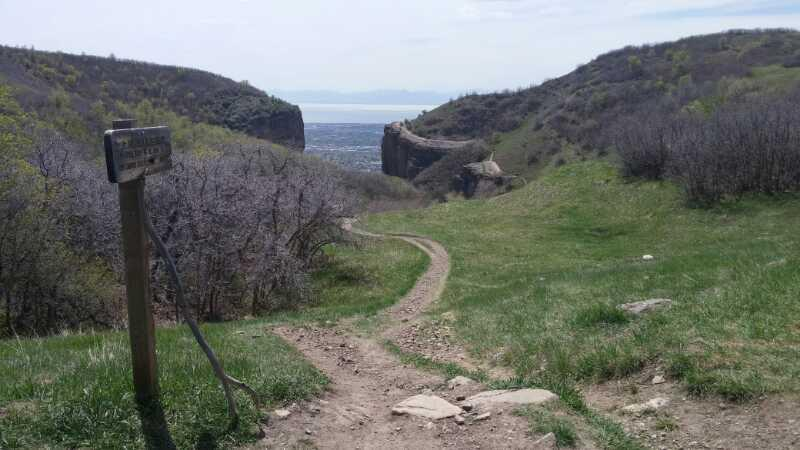 Provo Canyon/Dry Canyon Loop