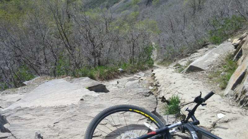 Provo Canyon/Dry Canyon Loop
