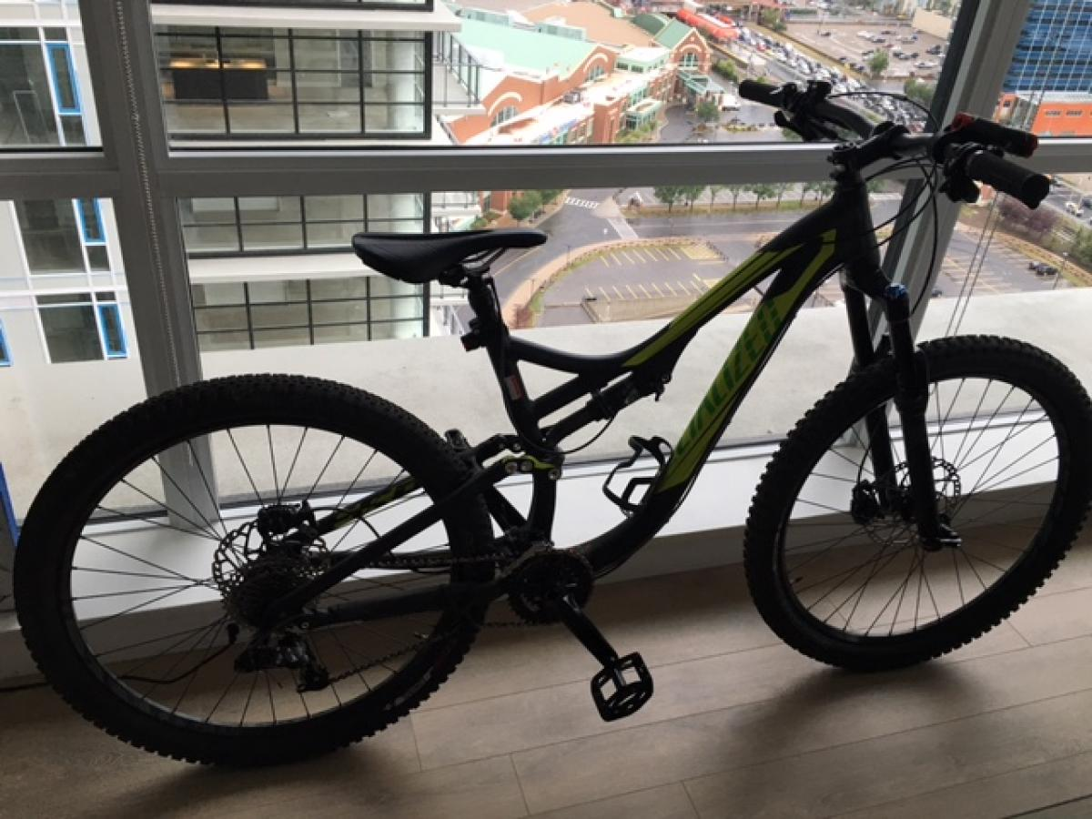 Specialized Stumpjumper FSR 27.5 650B