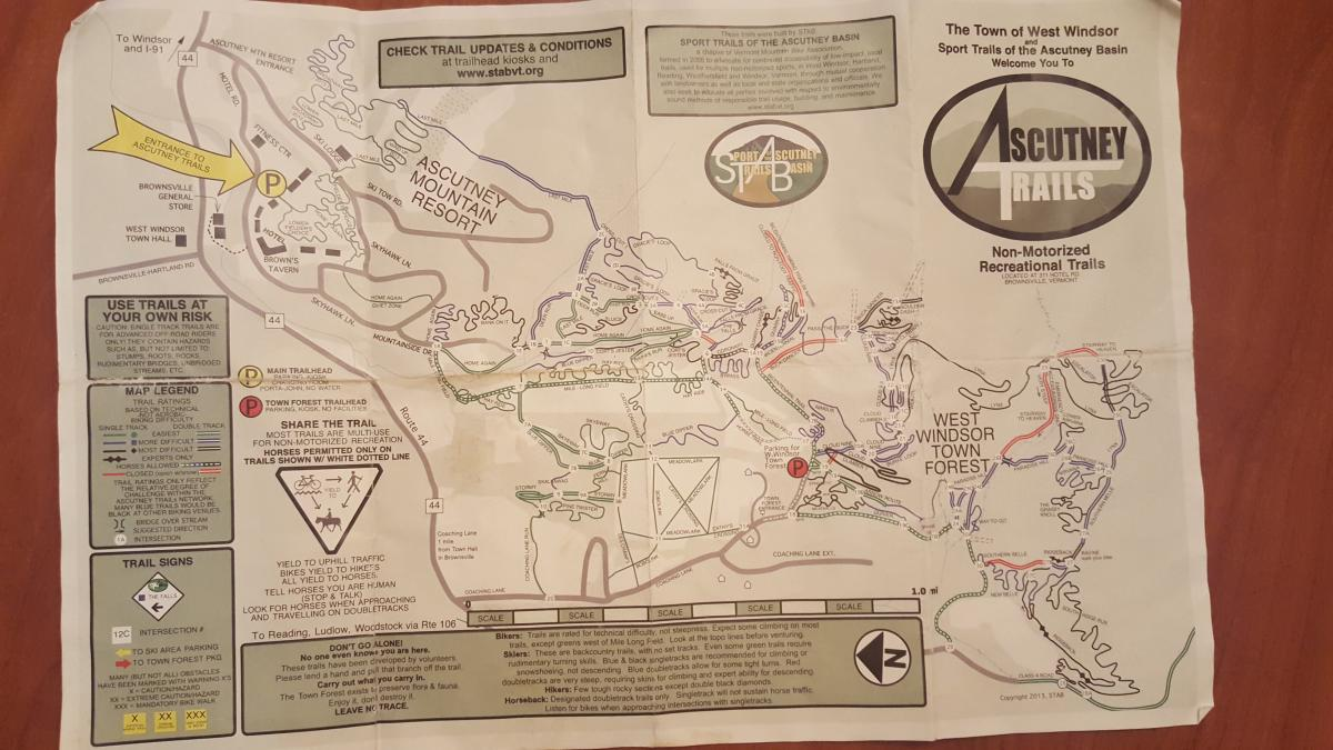 Ascutney Trails
