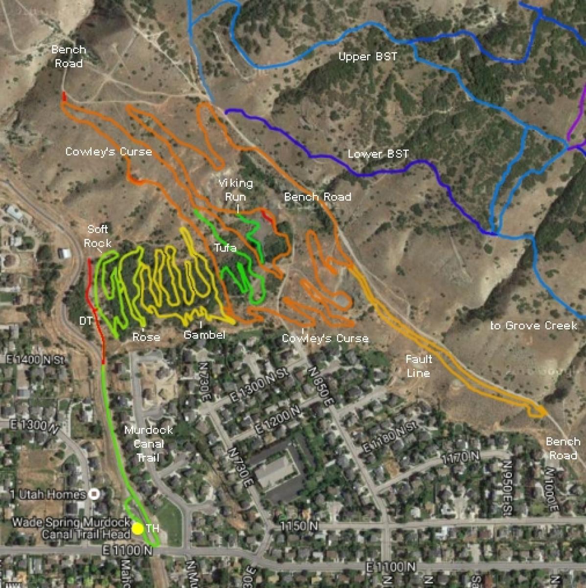 Valley Vista Trail System