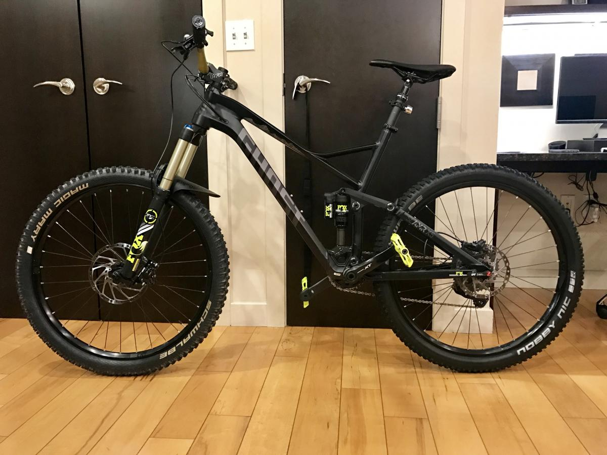 ghost sl amr 5 mountain bike reviews mountain bike. Black Bedroom Furniture Sets. Home Design Ideas