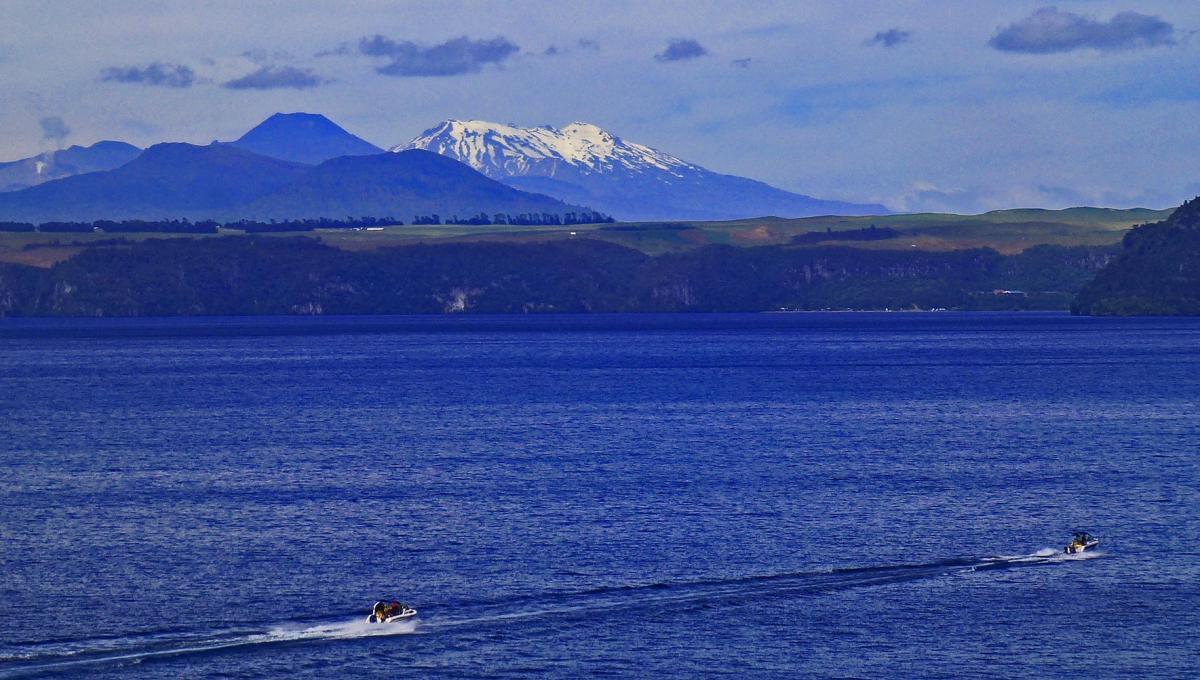 Great Lake Trail - Waihaha