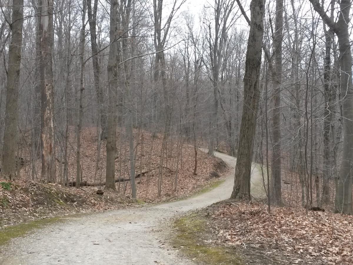 Headwaters Park segment - Buckeye Trail