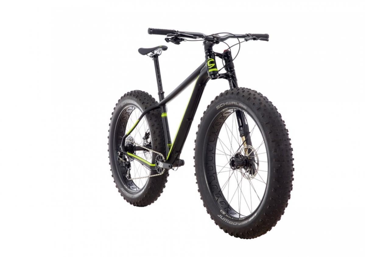 Cannondale Fat Caad 1 Fat Bike Reviews Mountain Bike Reviews
