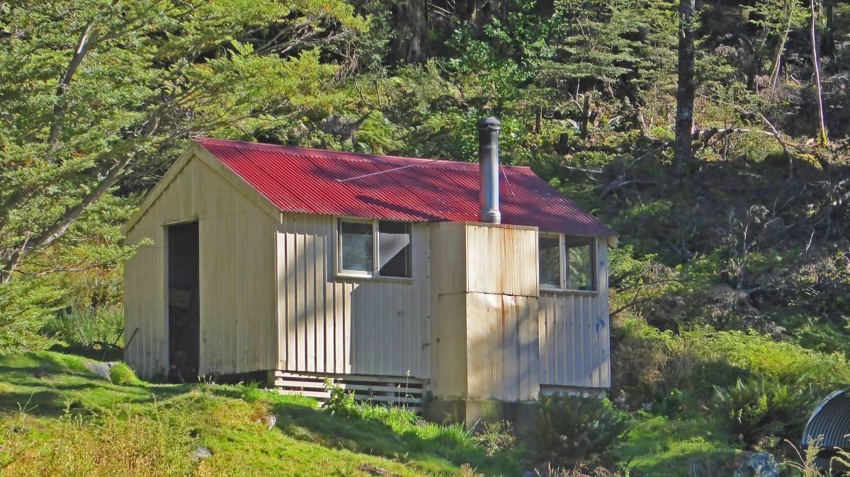 Hopkins Valley to Monument Hut