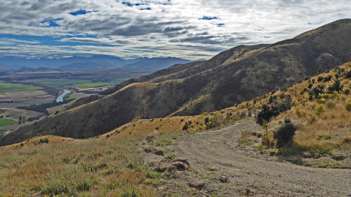 Grandview Ridge Track