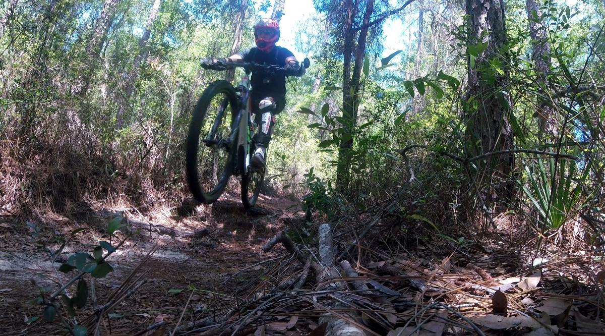 UWF Mountain Bike Trails