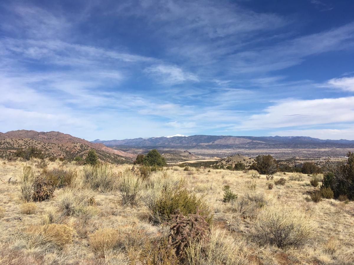 South Canon Trails