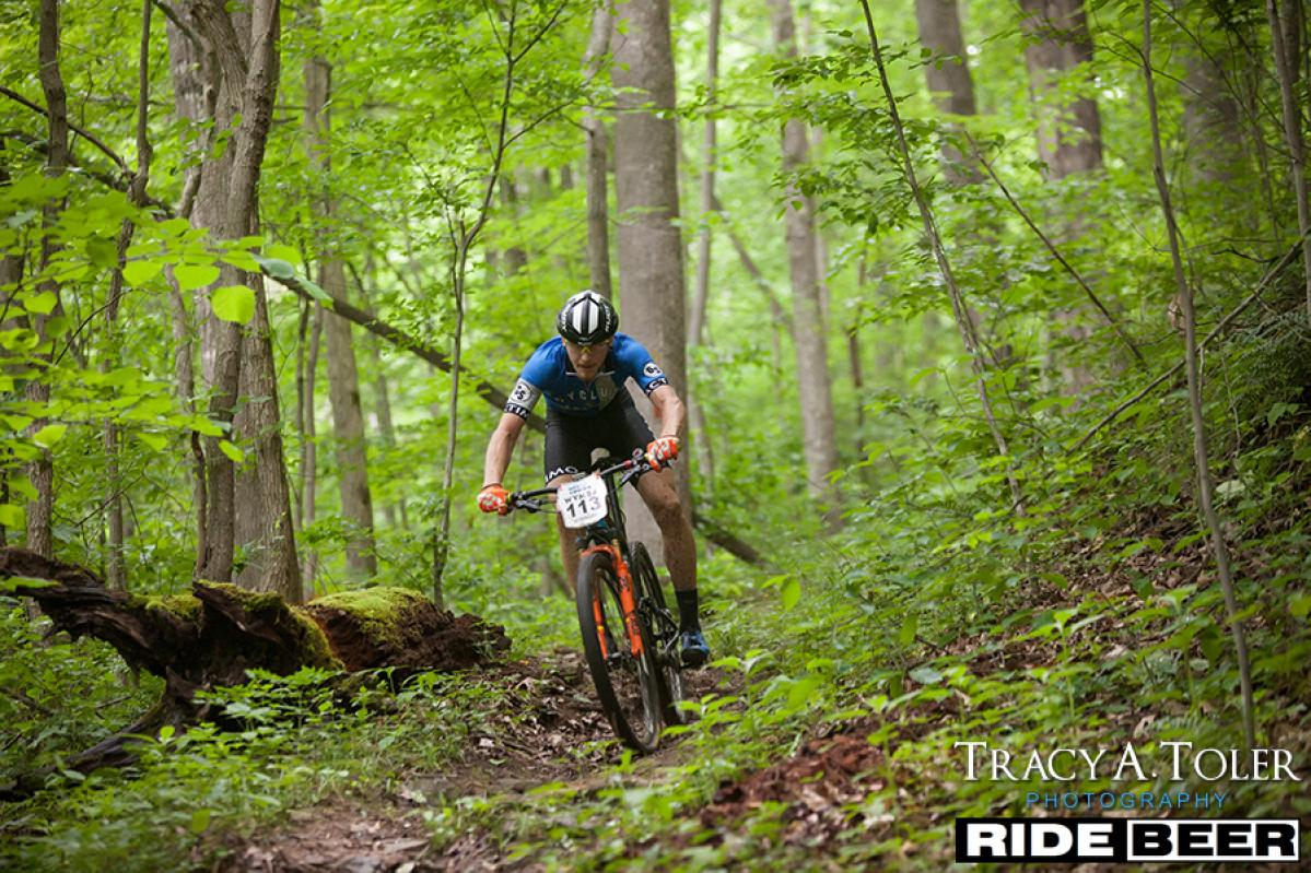 Kanawha State Forest Trails