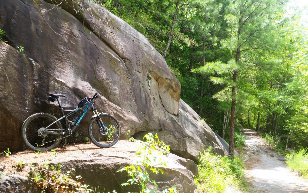 Tanasi Trail System
