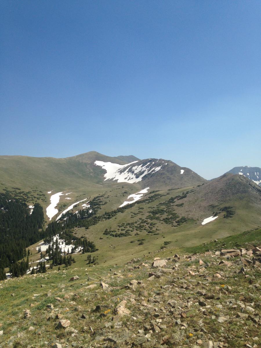 Frazer Mountain Road