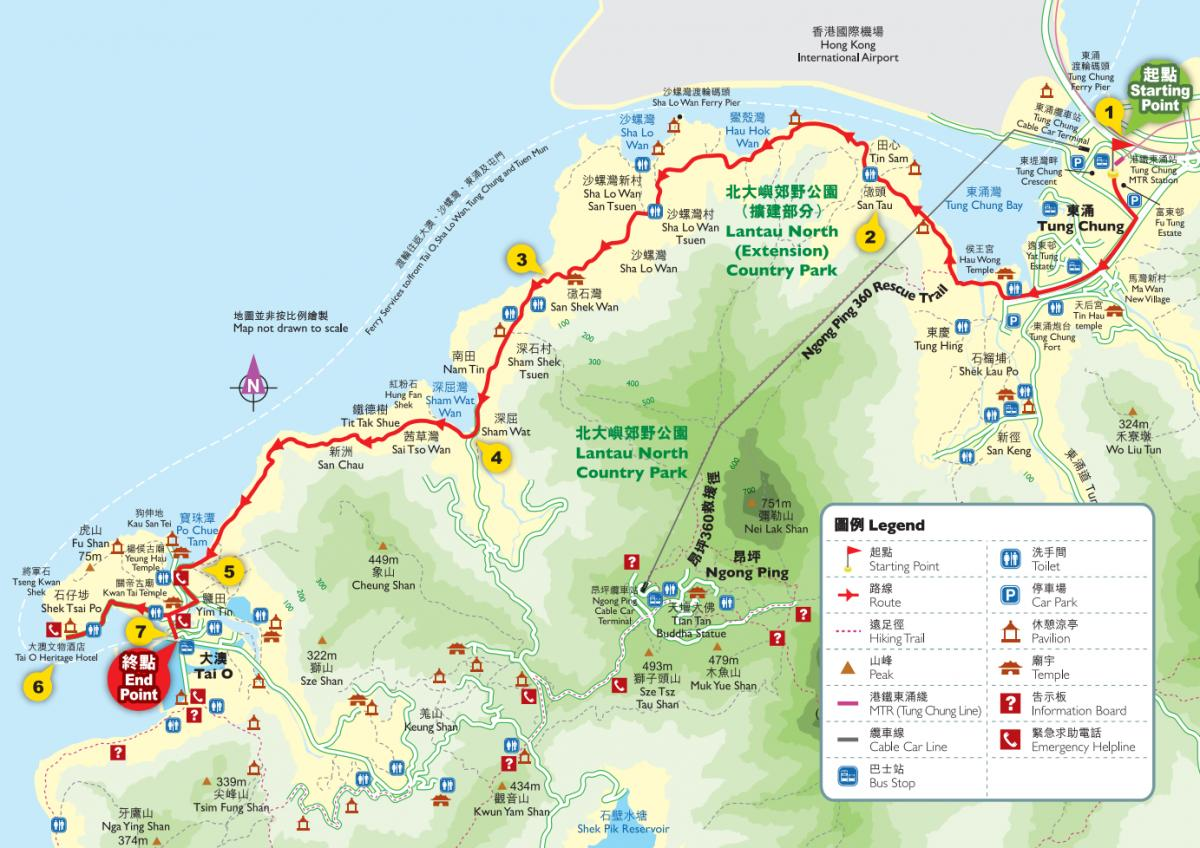 Tai O Ancient Trail