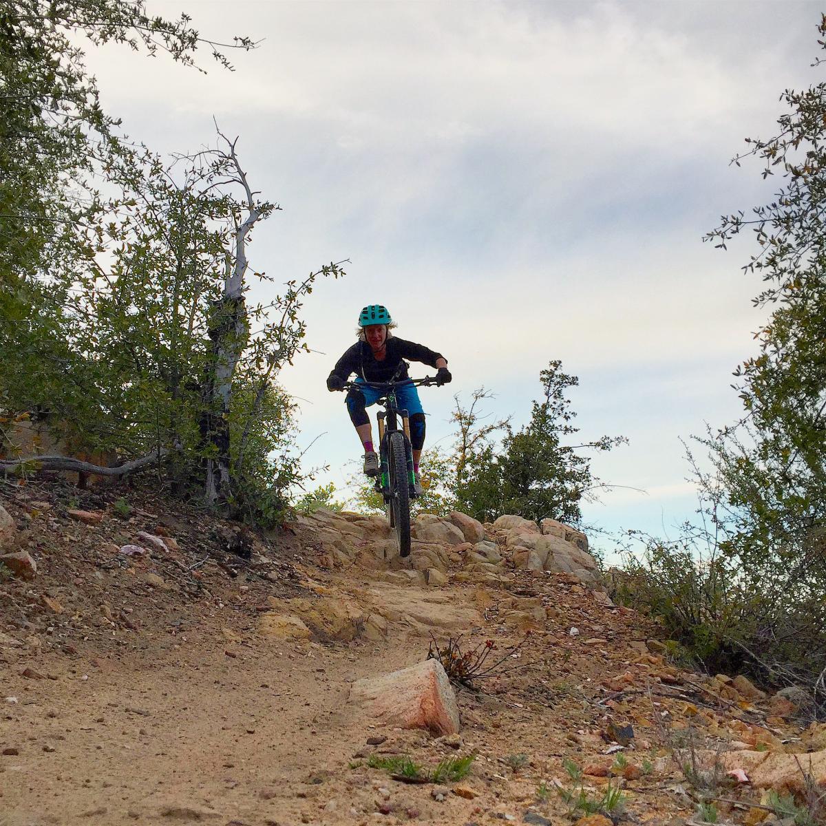 Wolverton Pass (Trail 9415)