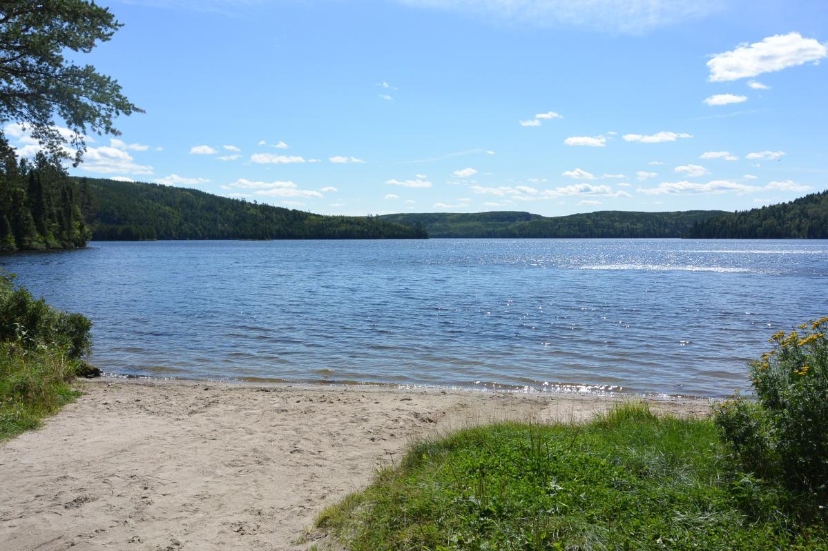 Jet Lakes trail