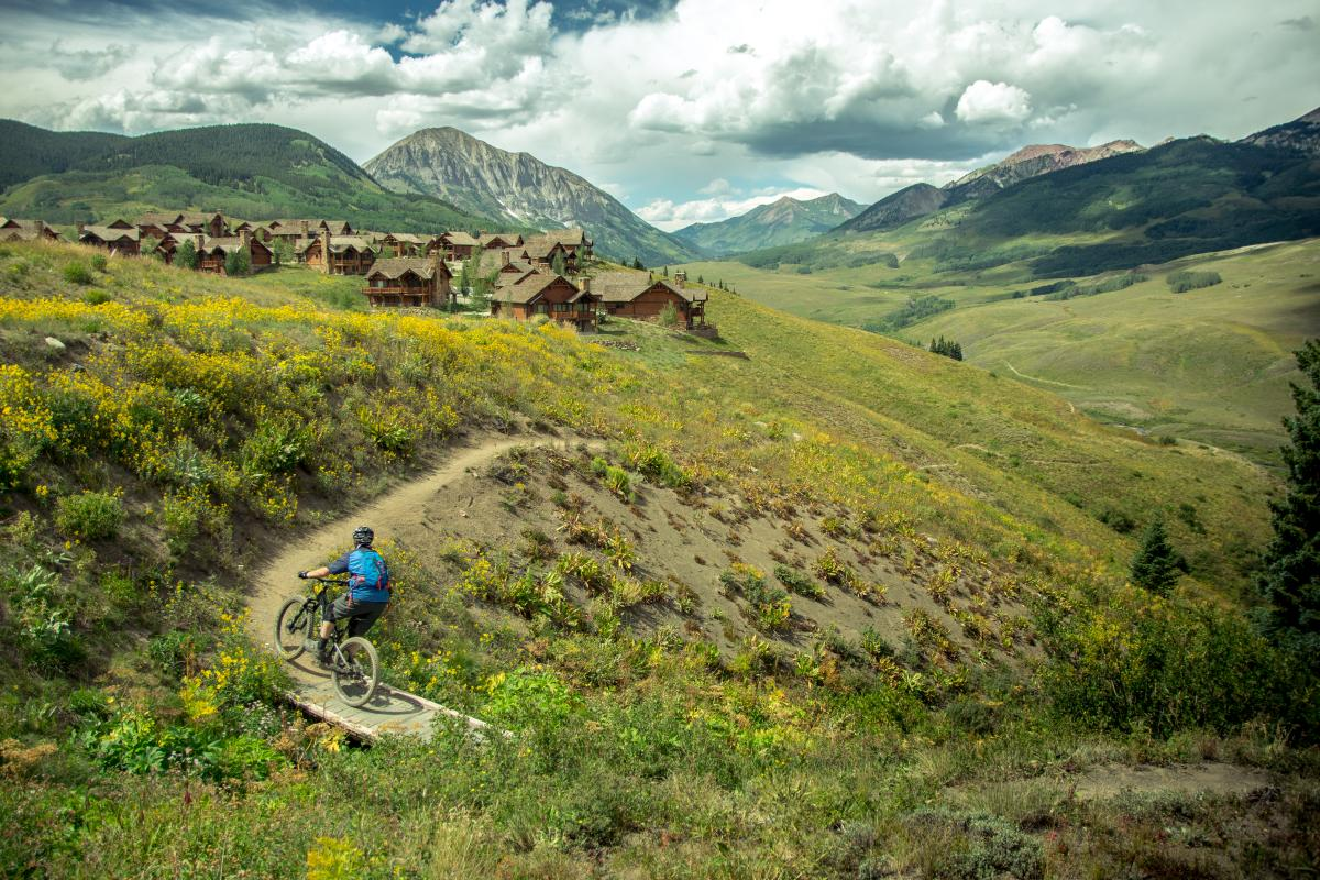 c0b64a44b03 Evolution Bike Park at Crested Butte Mountain Resort Mountain Bike ...