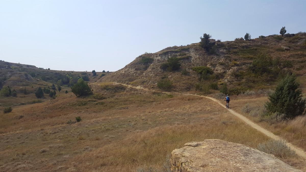 Buffalo Gap Trail