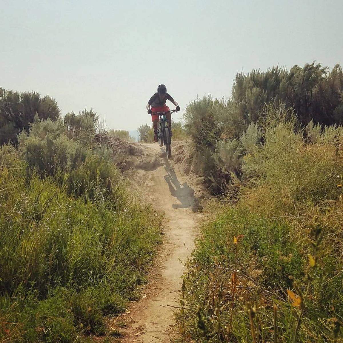 Haymaker Trail