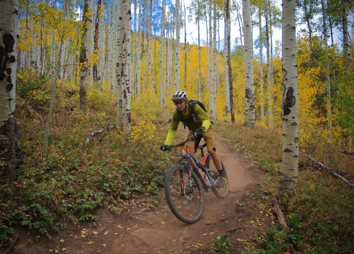 Vail Mountain Bike Park