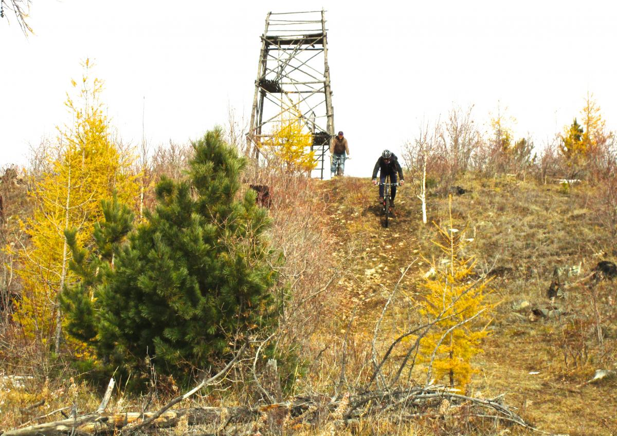 Fire Tower Lower Loop