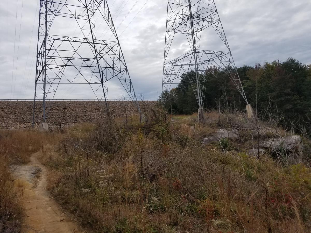 Raccoon Mountain Trail Network