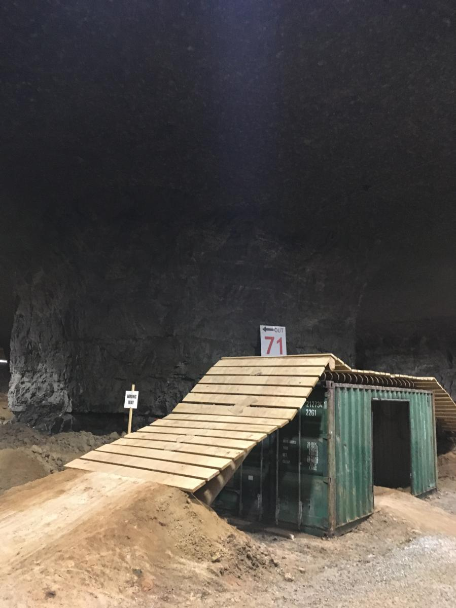 Louisville Mega Cavern Bike Park