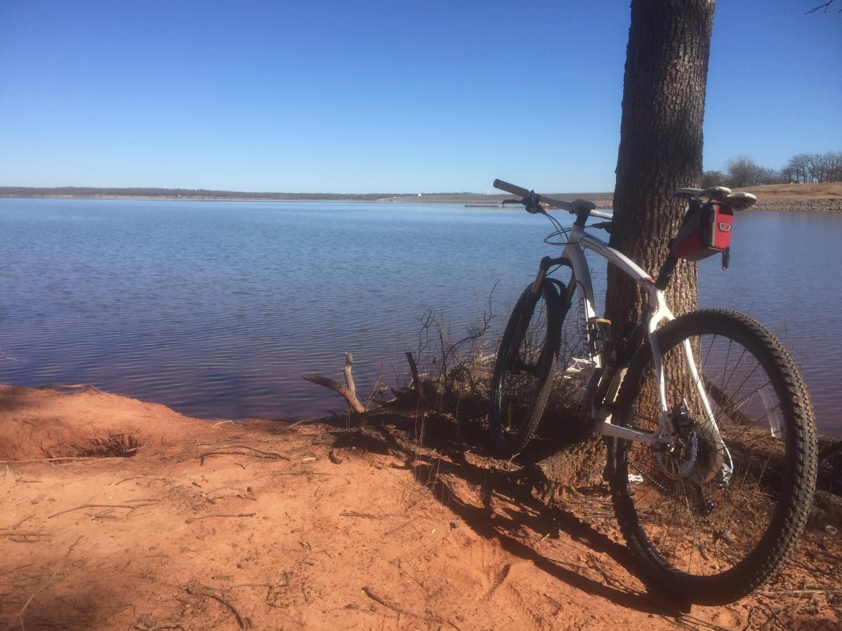 Thunderbird Lake Clear Bay
