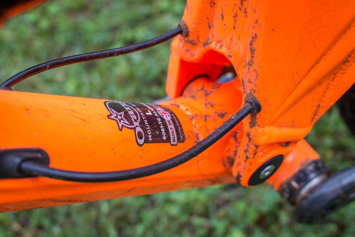 Orange Stage 5 RS