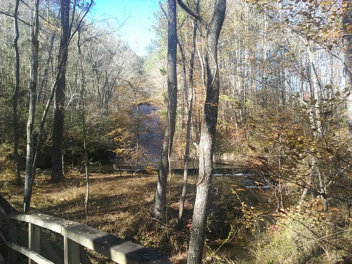 Lake Lurleen State Park Trail