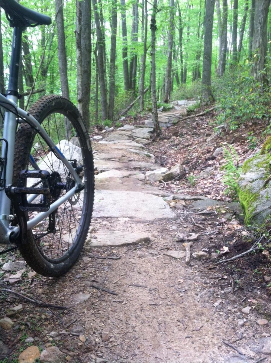 The Trails at Jake's Rocks