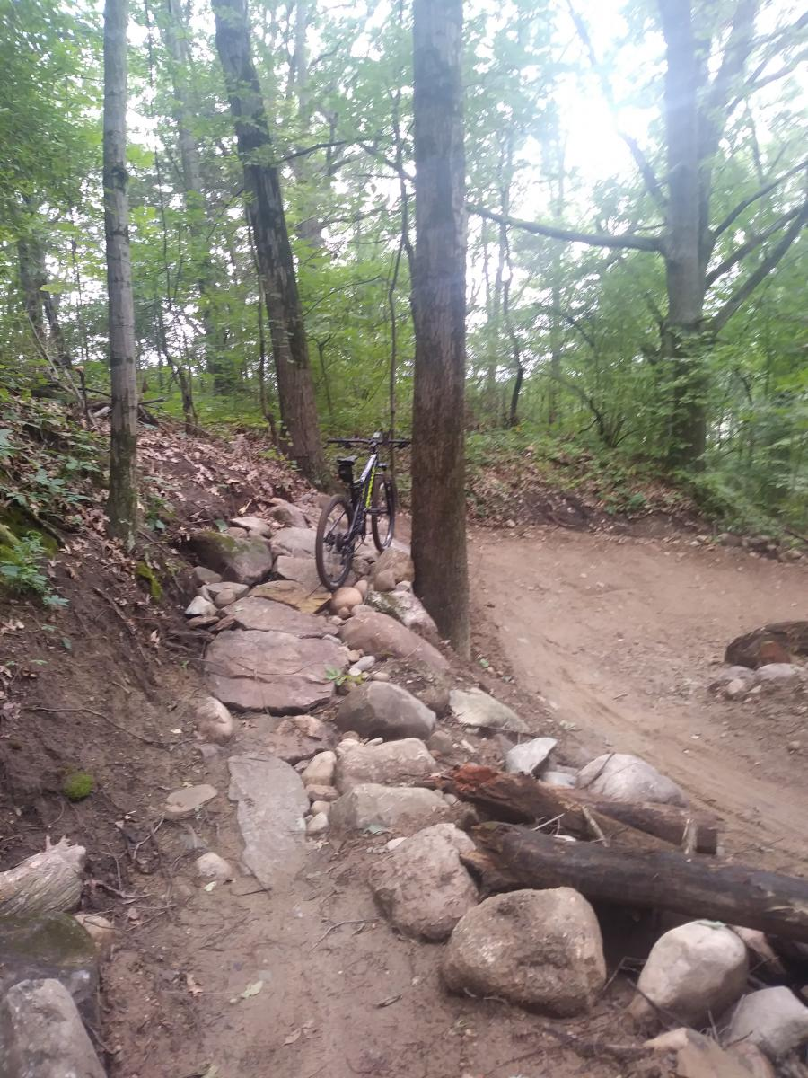 DTE Energy Foundation Trail