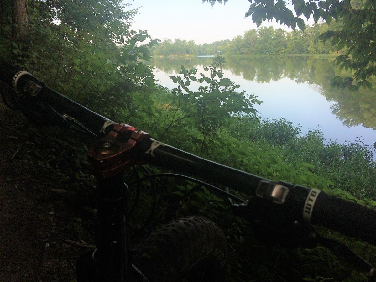 Hargus Lake MTB Trail
