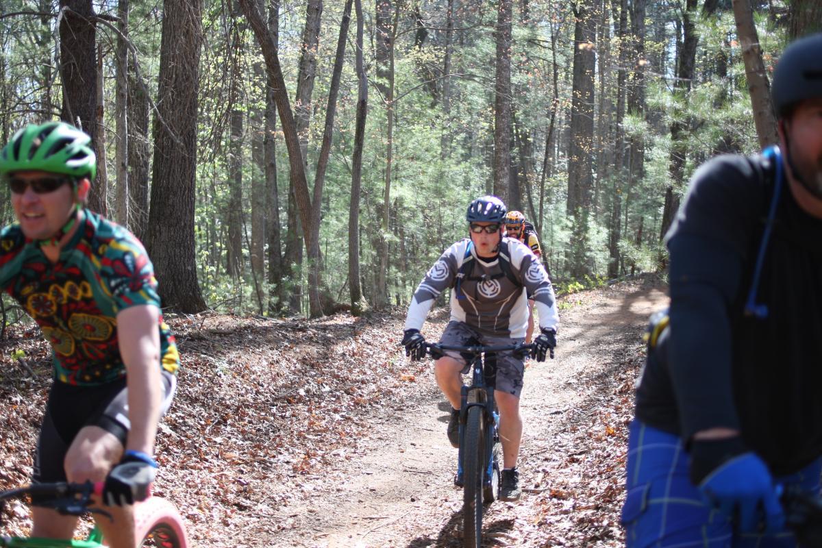 Dark Mountain Trail
