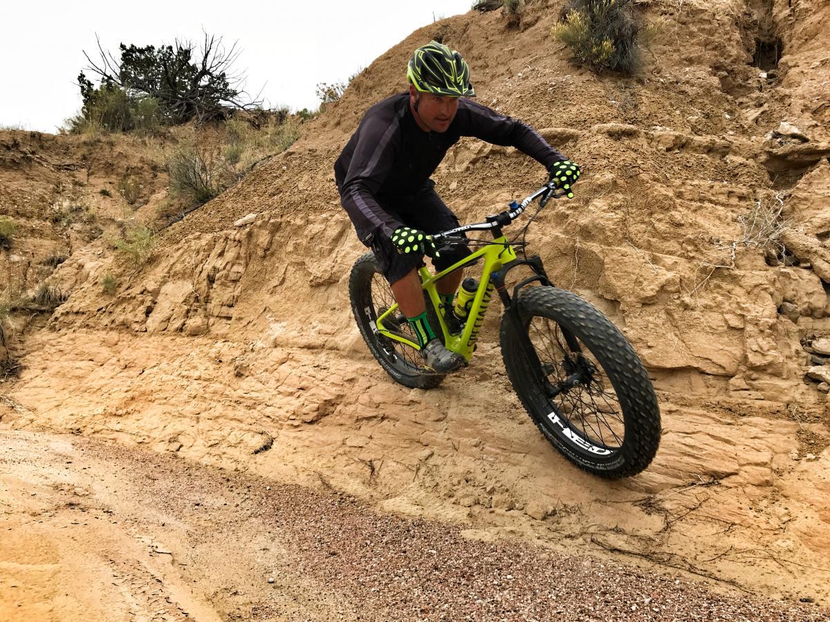 Mariposa Fat Bike Trails