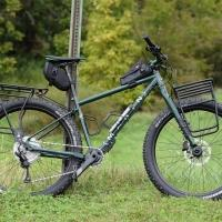 Review Blackburn Barrier Bags And Outpost Fat Bike Rear