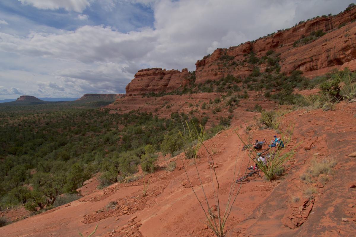 Mescal Trail