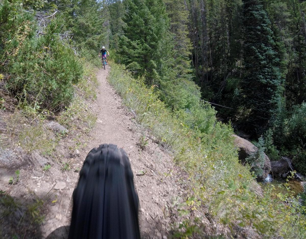 Two Elk via Vail Pass