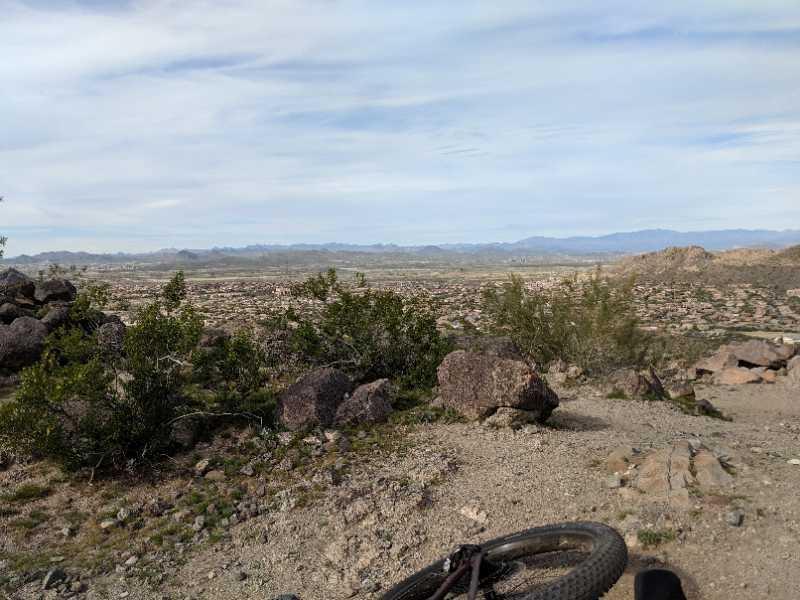 Sunrise Mountain Trail